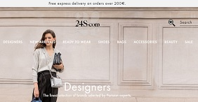 24S Luxury Fashion Coupon