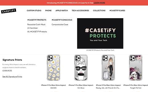Casetify Nuolaidos kodas