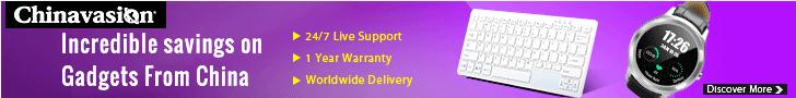 Chinavasion.com Voucher & Discount Codes