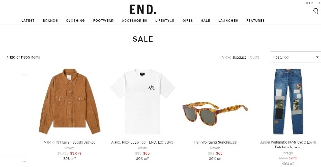 ENDClothing Discount Coupon