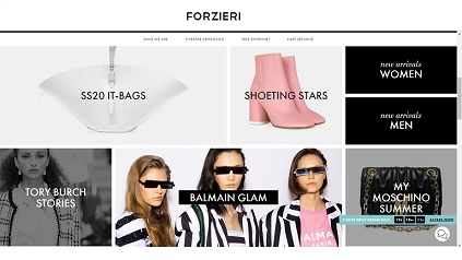 FORZIERI Promotional Code