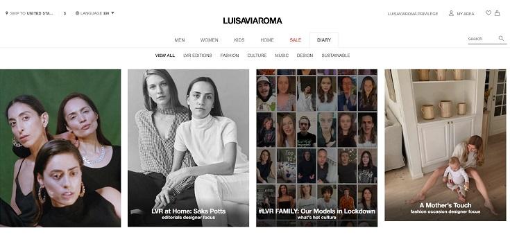 LUISAVIAROMA Coupon
