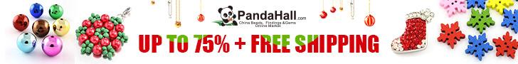 Pandahall.com Voucher & Kode za popust