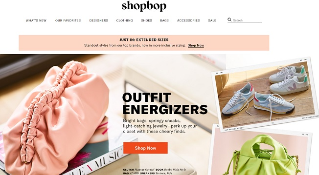 SHOPBOP Promo kod