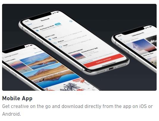 Shutterstock Naujas kupono kodas