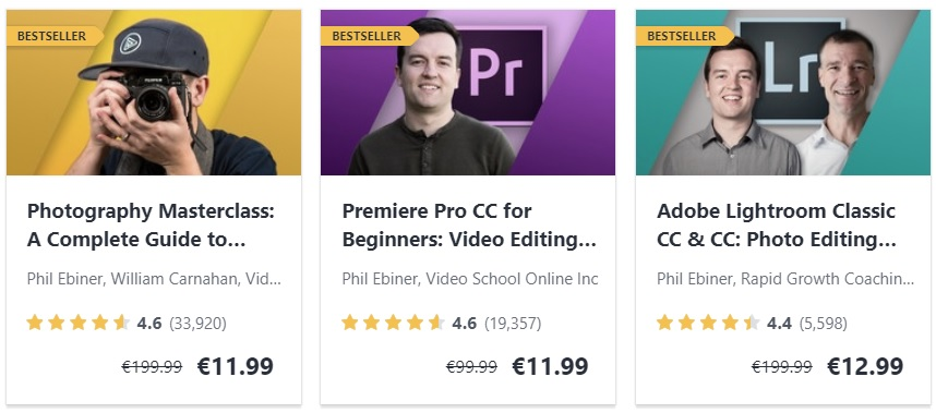 UDEMY Coupon for Courses