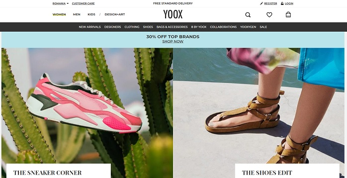 YOOX Promo Code Valid for Today