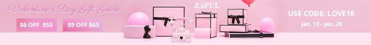 ZAFUL.com Kuponas ir nuolaidų kodai