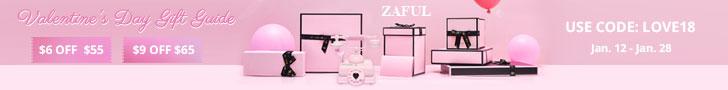 ZAFUL.com Voucher & Kode za popust