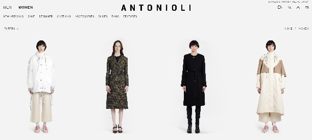 ANTONIOLI Coupon